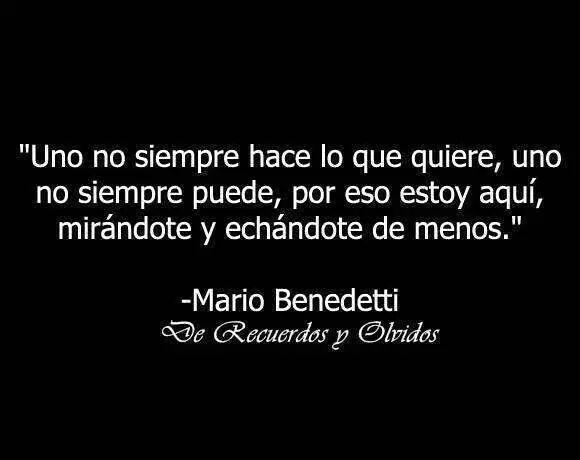"""""""Uno no siempre hace lo que quiere, uno no siempre puede, por eso estoy aquí mirándote y echándote de menos."""" Mario Benedetti - Hombre preso que mira a su hijo"""