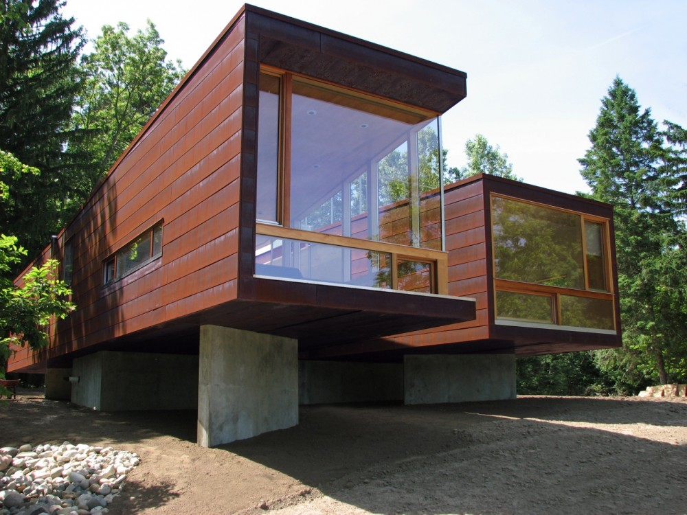 modular frame prefab cottage michigan usa floor plans most beautiful houses in the world. Black Bedroom Furniture Sets. Home Design Ideas