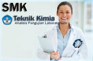 SMK Program Keahlian Teknik Kimia, Kompetensi Keahlian Analisis Pengujian Laboratorium