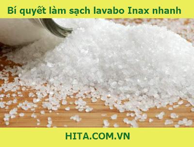 Bí quyết làm sạch lavabo Inax nhanh nhất
