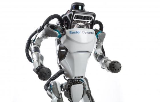 Το Ρομπότ της Google πραγματοποιεί άλματα και ανάποδες τούμπες! (video)
