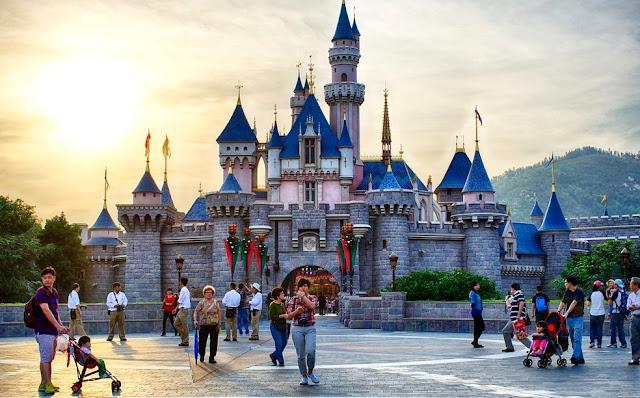 Wisata Hongkong Disneyland