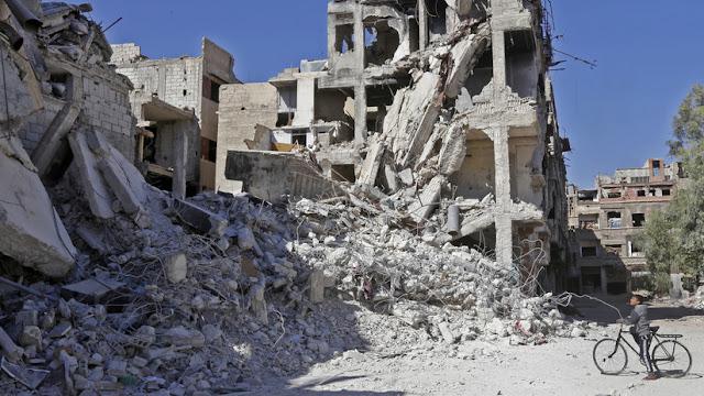 Un bombardeo de la coalición liderada por EE.UU. deja 20 civiles muertos en Siria