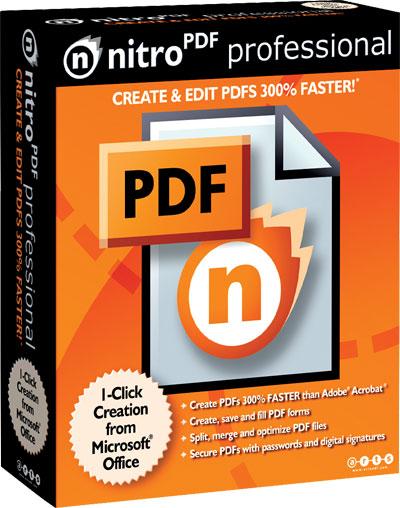 [Multi] Nitro PDF Professional v9.0.2.37 x64– P2P
