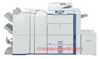 Sharp MX-7001N Printer Driver Download