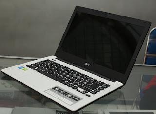 Untuk Main Game - Desain  Laptop Acer E14 2nd