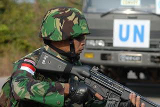 Pasukan Perdamaian Indonesia