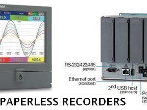 Paperless Recorders PR20  Brainchild
