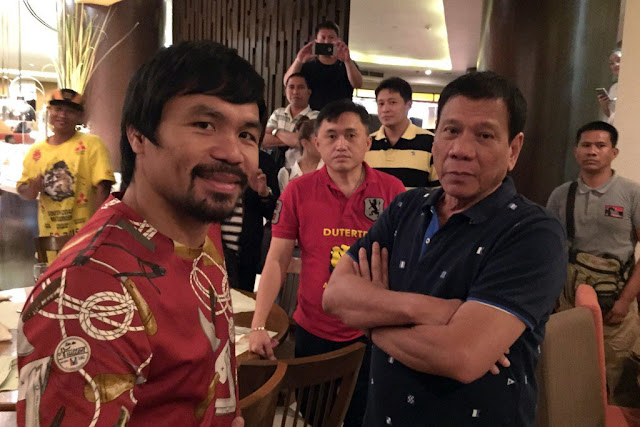 Fans Are Excited To See Sen. Manny Pacquiao As He Joins Duterte's Cambodia Visit! READ HERE!
