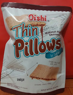 snack oishi pillows
