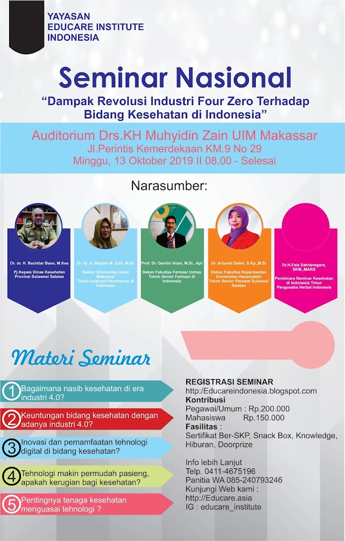 EVENT EDUCARE MAKASSAR