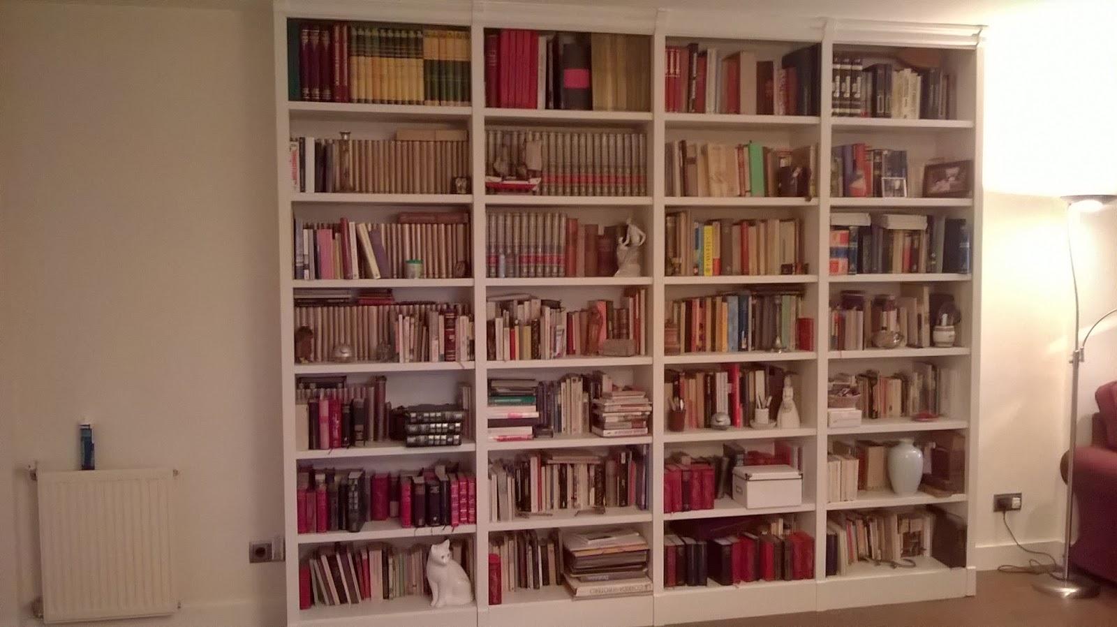 Librerias A Medida Madrid Mueble De Bao A Medida Lacado En Blanco  # Muebles Pozuelo