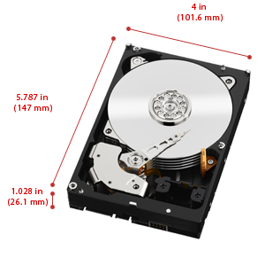 Western Digital Black Review - 3.5-inch, 7200RPM, 128Mb Cache