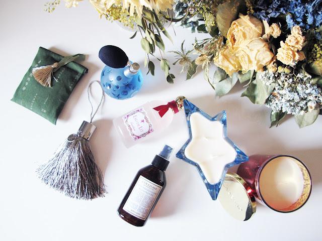 perfumes hogar