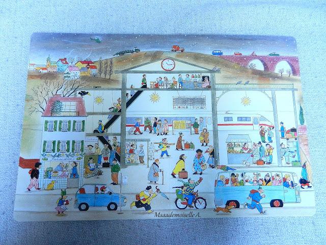 || Le livre de l'hiver (Présentation & Avis)(Chut, les enfants lisent #24)