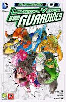 Os Novos 52! Lanterna Verde - Os Novos Guardiões #0