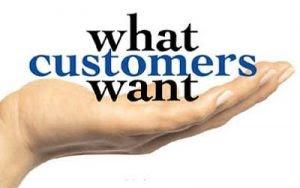 Nhấn mạnh giá trị mà khách hàng có được là gì?