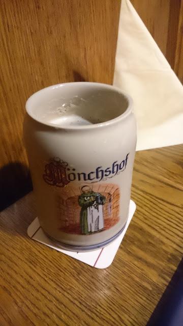 Authentic German Kellerbierr