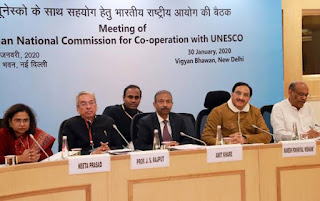 INCCU Meet with UNESCO