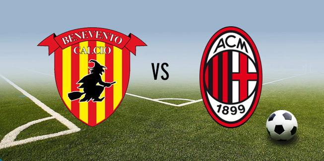 مشاهدة مباراة ميلان و بينفينتو بث مباشر - الدوري الإيطالي