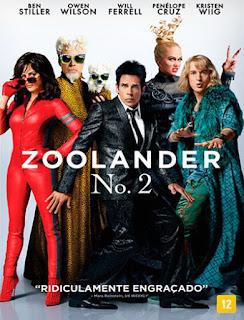 Zoolander 2 - DVDRip Dual Áudio