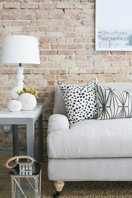Brick Wall Mural Wallpaper Living Room