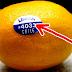 Γιατί τα φρούτα έχουν πάνω τους ένα αυτοκόλλητο