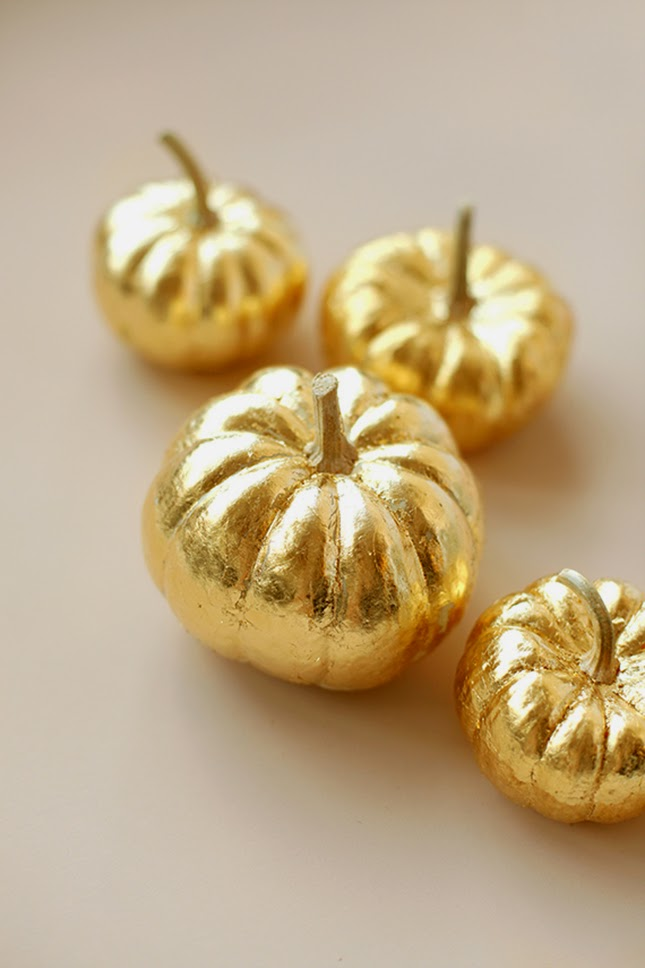 Ideas decorativas sobre como pintar calabazas para halloween, tutoriales DIY