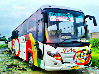 Bis NPM atau Naiklah Penumpang Minang
