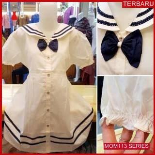 MOM113B18 Baju Atasan Hamil Sailor Menyusui Bajuhamil Ibu Hamil
