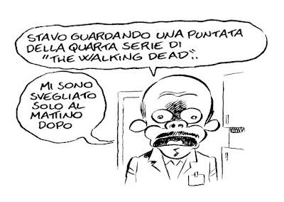 """Vignetta tratta dall'analisi di """"Mad Max: Fury Road"""" fatta da Leo Ortolani"""