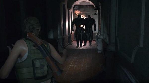 شاهد كيف وجد أحد اللاعبين نفسه محاصر في مواجهة Mr X ضمن لعبة Resident Evil 2، موقف نادر جدا
