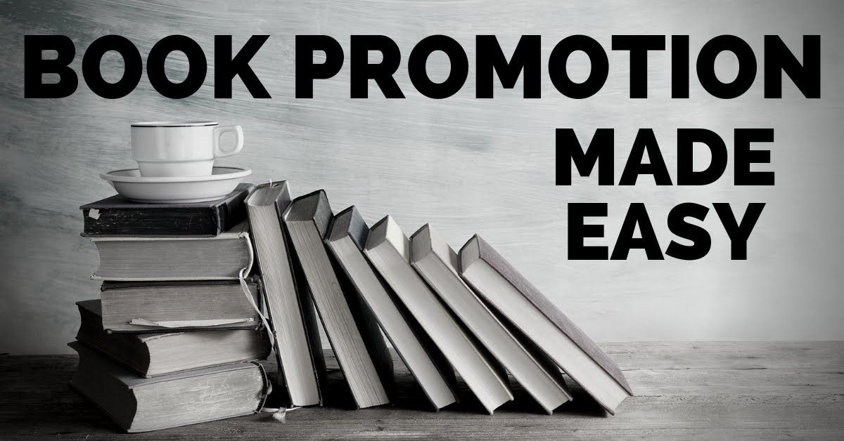 Promote Your Book Here