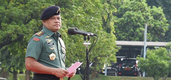 JENDERAL TERBAIK UNTUK UMAT MUSLIM INDONESIA dan BANGSA INI