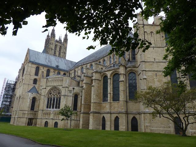 Visite Cathédrale de Canterbury