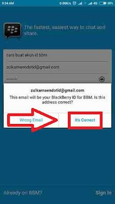 Cara Mendaftar BBM Android Samsung | BBM Versi Sekarang
