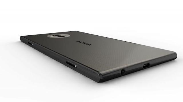 Nokia C1 Concept | Fantastic Body | Futuristic