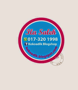 MY ONLINE BUSINESS : FB KOKOADIK BLOGSHOP