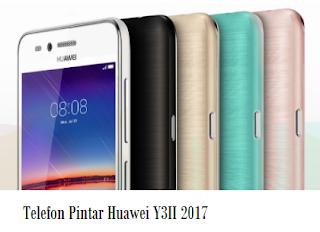 Telefon Pintar Huawei Y3II