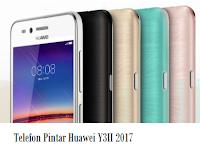 Telefon Pintar Huawei Y3II Harga Dibawah RM 300 (April 2017)