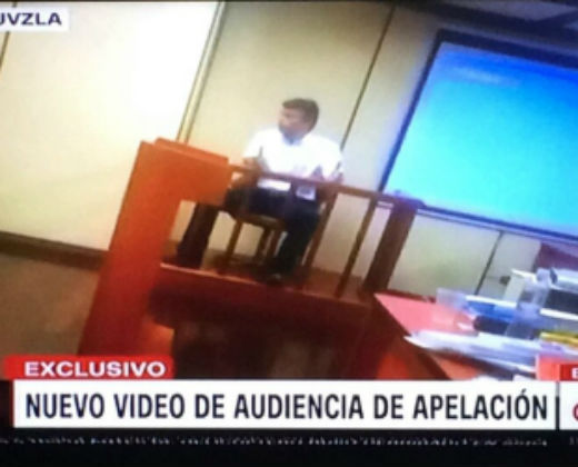 ¡IMPACTANTE! CNN difunde video exclusivo de audiencia de Leopoldo López (¡Véalo aquí!)