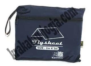 Flysheet (2 x 3, 3 x 3 dan 3 x 4) Image