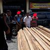 Pelaku Diduga Ilegal logging Ditangkap Polisi