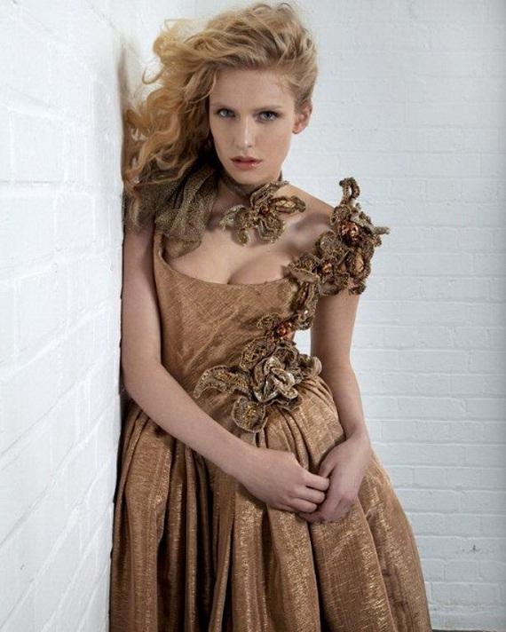Vivienne Westwood Fall / Winter 2012 Wedding Dresses
