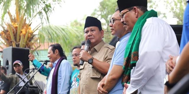 Timses sebut perkataan Prabowo soal 'tampang Boyolali' dipelintir dan dihasut
