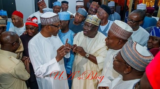 MATTERS ARISING: Lawan says APC has 52 senators – why did only 39 visit Buhari?