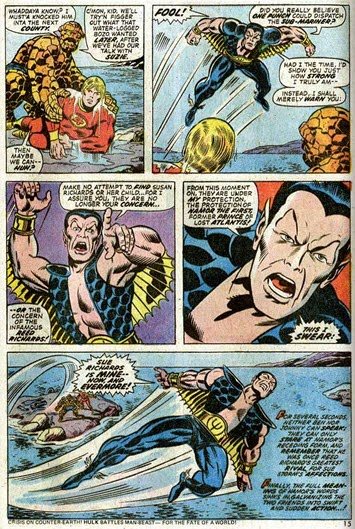 Fantastic Four 147-Conway-Buckler-Kirby