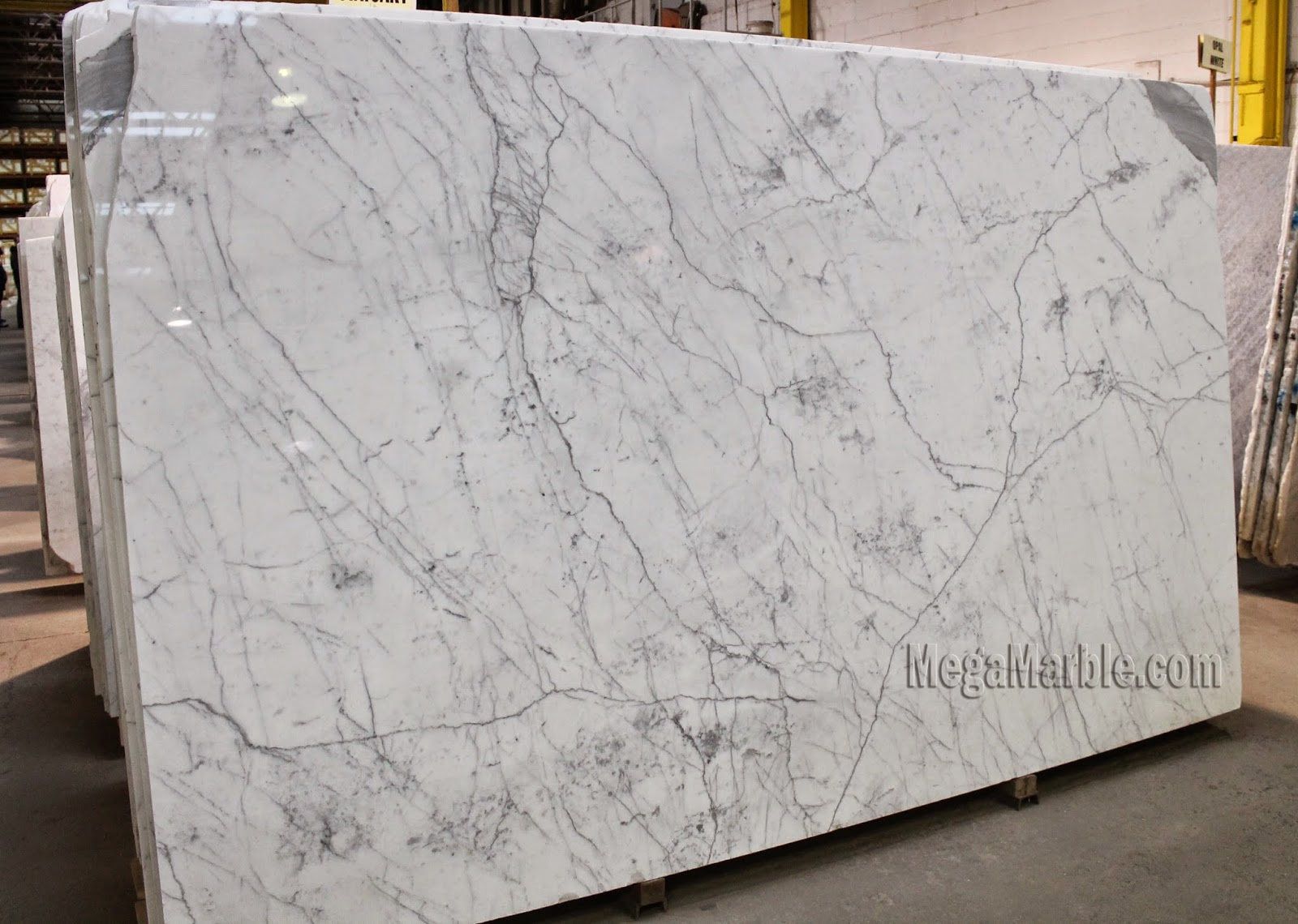 Statuary Marble Slab Natural Stone Marble Slabs