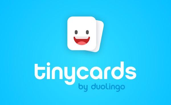 Duolingo出新招!「Tinycards」超好玩閃卡記憶學習App