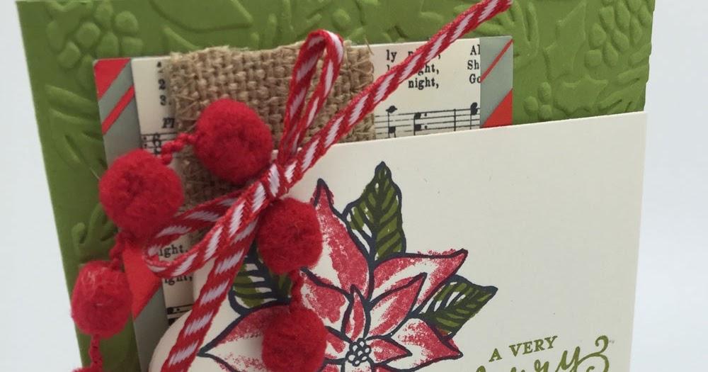 elaine's creations reason for the season christmas card